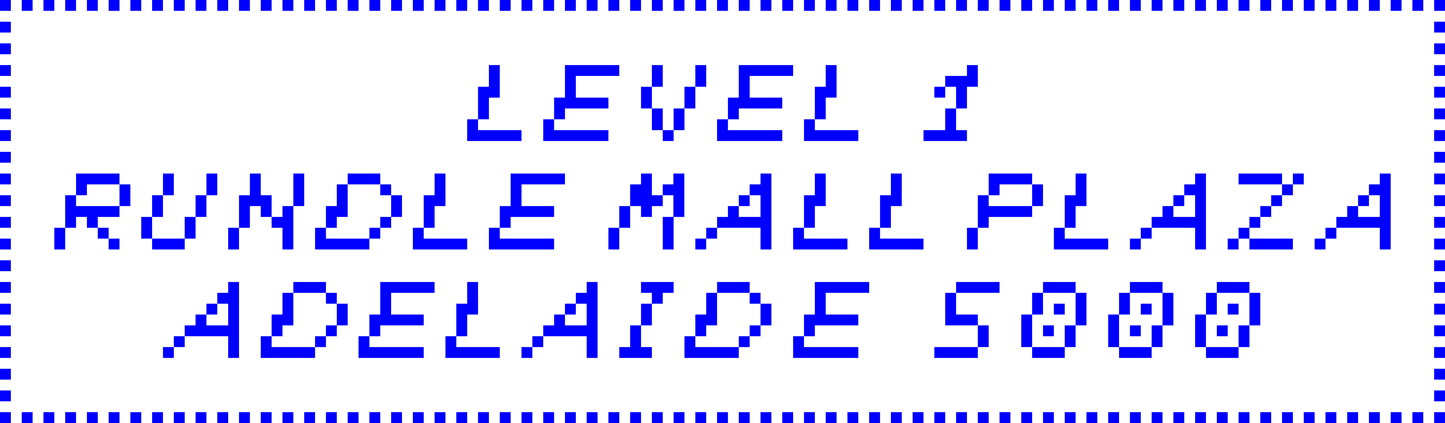 Level 1 Rundle Mall, Adelaide 5000